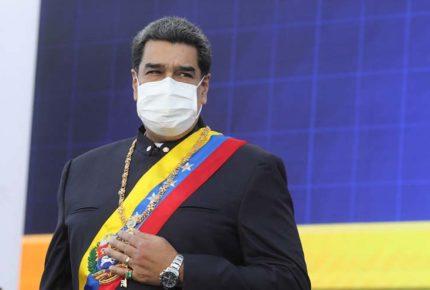 """Maduro ofrece """"todo el apoyo"""" a gobierno de Cuba tras protestas"""