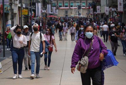 México inicia la semana con más de 3 mil casos de Covid-19
