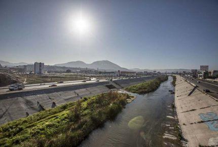 México y Estados Unidos acuerdan saneamiento de río Tijuana