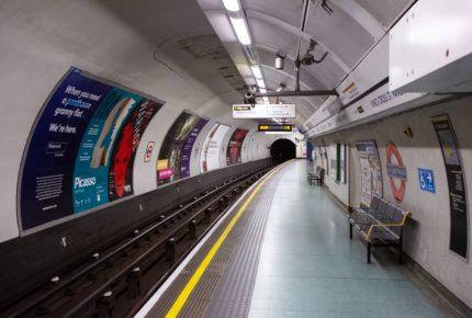 Metro de Londres manda mensaje de solidaridad por accidente en L12