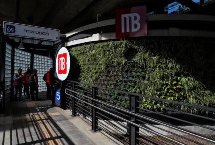 Inician pruebas de ampliación de la L5 del Metrobús