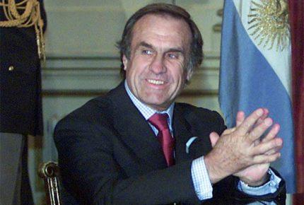 Murió Carlos Reutemann, ex piloto argentino de la F1