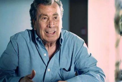 Murió a los 80 años el actor Alfonso Zayas