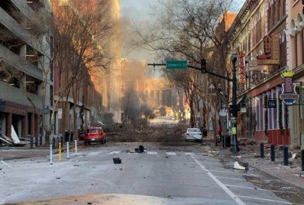 """""""Seguimos todas las pistas"""": Jefe de la Policía de Nashville"""