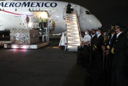 Aeroméxico pretende que pilotos paguen la mitad del préstamo por bancarrota