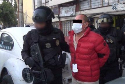"""Cae """"Nicho"""", operador de la Unión Tepito y papá de """"El Lunares"""""""