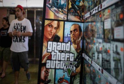 Proponen prohibir el videojuego 'GTA' ante incremento de robos en EU