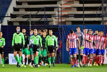 Termina sin sanción el presunto caso de racismo del San Luis contra Santos