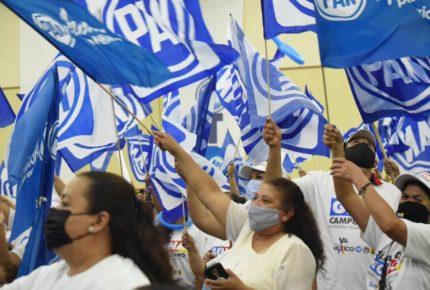 El PAN amplía queja por intrusión de AMLO en las elecciones