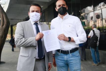 PAN denuncia ante la FGR a funcionarios por accidente en L12
