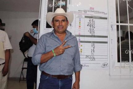 Alcalde electo de Espinal, Veracruz, es atacado a balazos en su casa