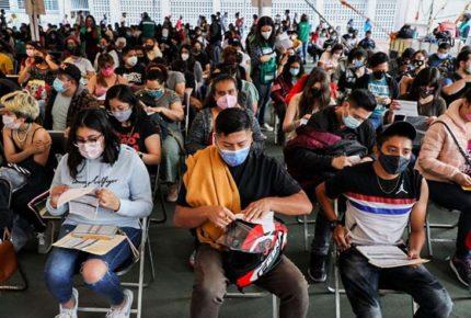 """Pese a vacunación, pandemia no está """"domada"""" en México: OPS"""