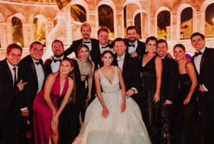 Boda de actor deja más de 100 casos de Covid en Mexicali