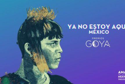 Pierde 'Ya no estoy aquí' en los Premios Goya 2021