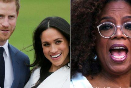 Popularidad de Enrique y Megan cae tras entrevista con Oprah