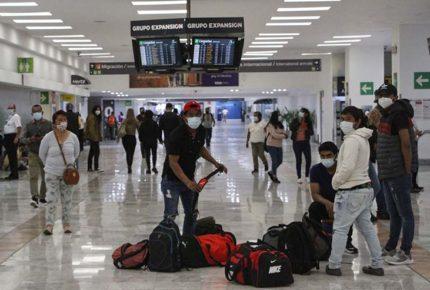 Por Covid-19 y violencia, EU mantiene alerta de viaje a México