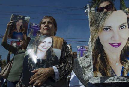 Procesan a siete personas por el feminicidio de Abril Pérez