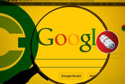 """Google elimina portales de noticias por """"experimento"""""""