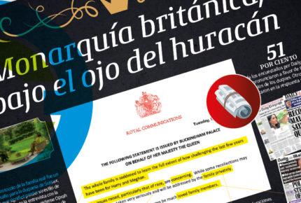 La Tres | Monarquía británica, en el ojo del huracán