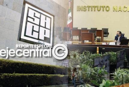 López Obrador concede al INE presupuesto completo