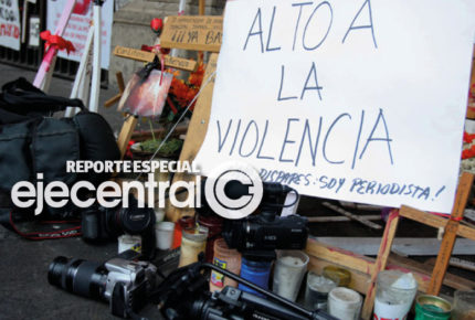 A juicio Estado mexicano por asesinato de periodistas