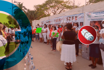 Suman 4 mil los desaparecidos, sólo en Acapulco
