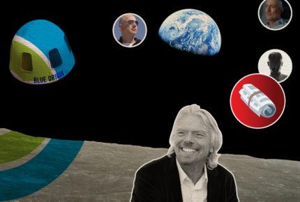 La Tres   De paseo por la Luna