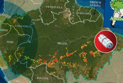 La Tres   El desastre forestal de Sudamérica