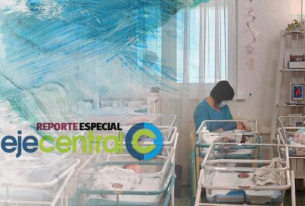 #ZonaCero   Virus deja varados a bebés gestados de forma subrogada