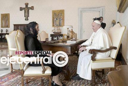 AMLO aplica doble presión al Vaticano