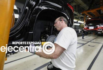 Sector industrial acumula 20 meses en contracción