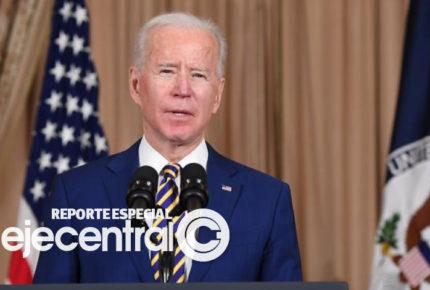 """Emergencia en la frontera sur """"injustificada"""", Biden"""