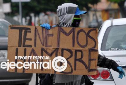 Lanzan SOS por hambruna en Centroamérica