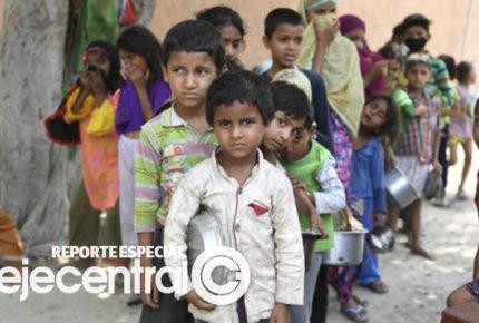 La deliberada hambruna mundial que se acerca