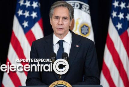 Persiste impunidad en México, alerta EU