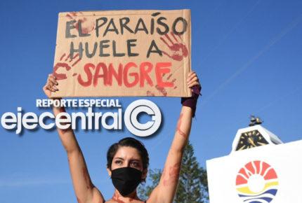 Quintana Roo, foco rojo para las mujeres