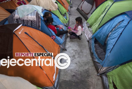 DIF de Tijuana y Unicef abren centro para los niños migrantes