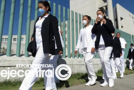 Virus de la precariedad enferma al sistema de salud: UNAM