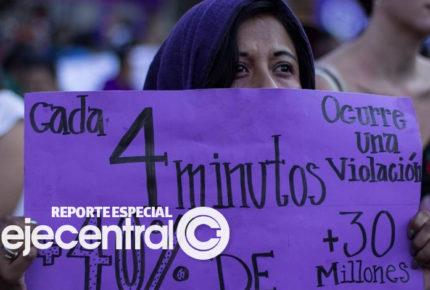 Una de cada cuatro mujeres ha sido violentada en los últimos dos meses