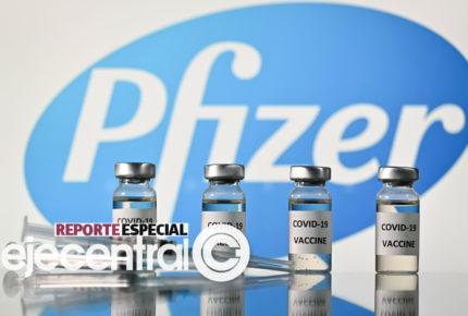 Comprueban a nivel país eficacia de la fórmula de Pfizer-BioNTech