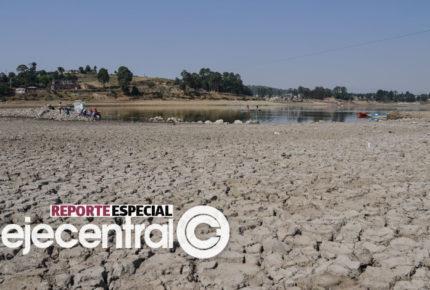 Con sequía, 100% de municipios en 22 estados del país