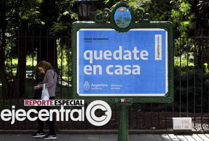 Ola de contagios en Argentina creció siete veces en dos meses