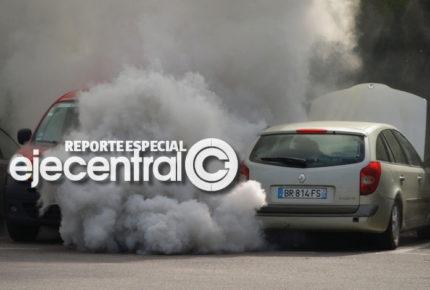 Contaminación del aire eleva mortalidad por Covid: estudio