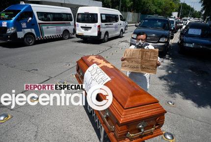 Centro de la UNAM critica respuesta a la pandemia