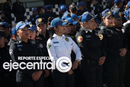 Policías locales, a la deriva presupuestal