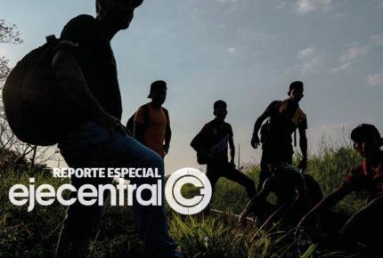 """""""Es una cacería la que se vive en Tapachula"""""""