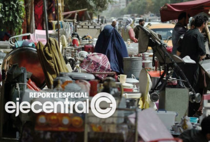 El hambre y el desempleo se asoman en Afganistán