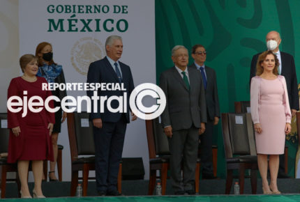 López Obrador y Cuba, unidos contra Biden