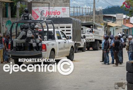 Alcaldesa de Tepalcatepec lanza un grito de socorro
