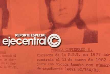 México va por tercera comisión sobre Guerra Sucia